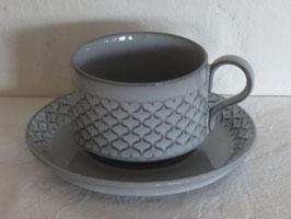 BING & GRØNDAHL, CORDIAL, Teacup & Saucer