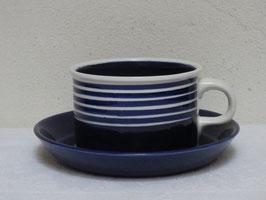 GUSTAVSBERG, KOBOLT, Cup & Saucer