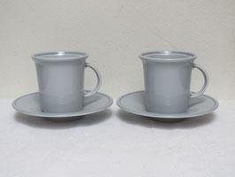RÖRSTRAND, RIM, Coffee cup & Saucer