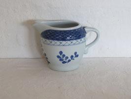 ALUMINIA, BLUE TRANQUEBAR FAJANCE, Creamer