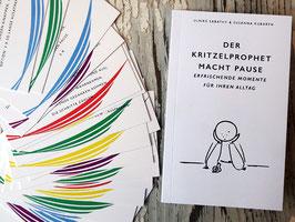 [lightversion] Der Kritzelprophet macht Pause in Graz