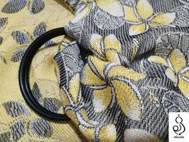 Frangipani Black Ring Sling