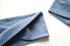"""Stirnband DORO """"glitzer KnitKnit""""blau"""