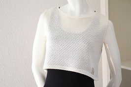 "Crob  Top ""cream white"""