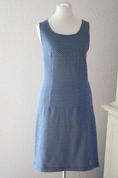"""Etuikleid """"Lea"""" diamond knit blau"""