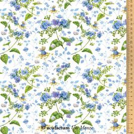 Hortensientraum blau/ Hortensienelfe