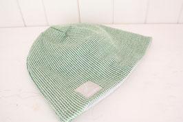 """Beanie """"Knit Knit """" zart grün"""