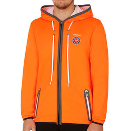 UTC Perschling Edition ••• HEAD Amir Hoody Full Zip orange