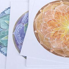 Postkarte-Set