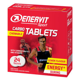 Enervit Carbo Tablets Kautabletten