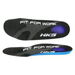 HKS - FIT FOR WORK GEL-Fußbett