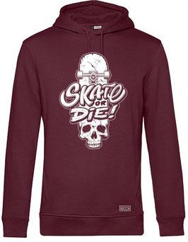 SKATE OR DIE!HOODIE