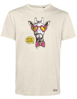Hipster Giraffe Shirt