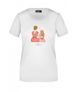T-Shirt Mama & Tochter #2
