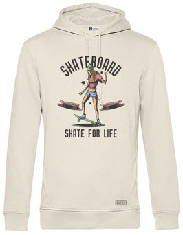 SKATE FOR LIFE HOODIE