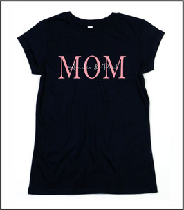 T-Shirt Mom and Kids