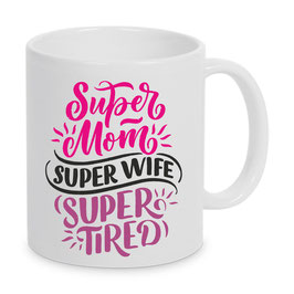 Tasse Super Wife