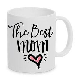 "Tasse The Best Mom ""Text"""