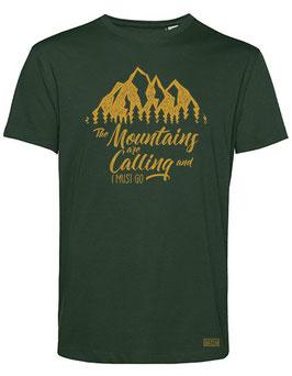 Mountains Calling Shirt