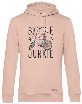 BICYCLE JUNKIE HOODIE