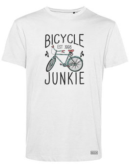 Bicycle Junkie Shirt