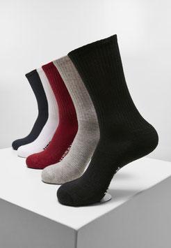Logo Sport Socks 5-Pack