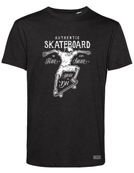 Authentic Skateboard Shirt