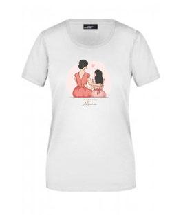T-Shirt Mama & Tochter #1