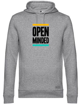 OPEN MINDED HOODIE