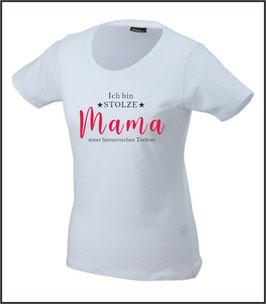 T-Shirt Partner Mama Tochter