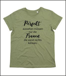 Frauen Shirt perfekt aussehen