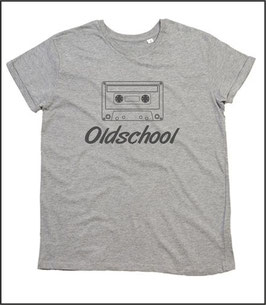 T-Shirt Herren Oldschool