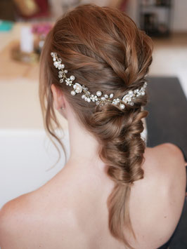Haarband Flora