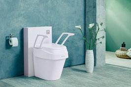 Toilettensitzerhöhung SmartFix mit Armlehnen von Dietz GmbH