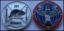 """""""Challenge Coin"""" Flash Formation"""