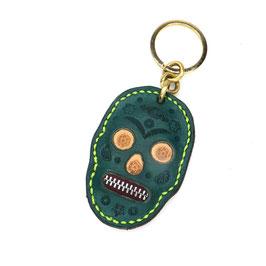 Schlüsselanhänger | Taschenanhänger mexikanischer Totenkopf Art. 0289