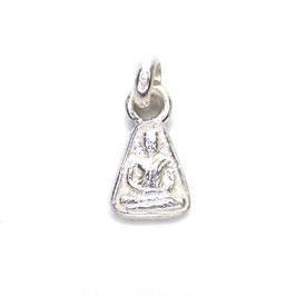 Buddha Amulett klein Silber Art. 8987