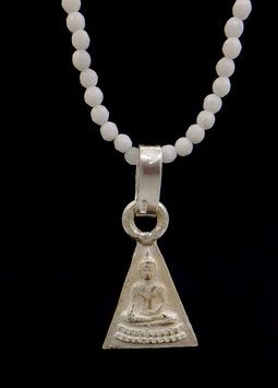 Halskette meditierender Buddha  (8227)