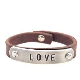 Message-Armband LOVE Art. 2154