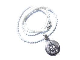 Halskette meditierender Buddha  Art. N° 6917