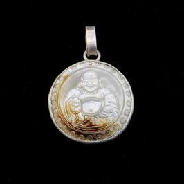 Kettenanhänger | Amulett fröhlicher Buddha Art. N°. 7962