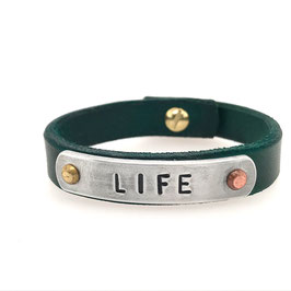 Art. N° 4146 -22-30 Message-Armband