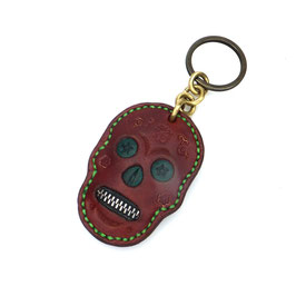 Schlüsselanhänger | Taschenanhänger mexikanischer Totenkopf Art. 0283