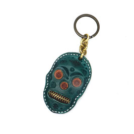 Schlüsselanhänger | Taschenanhänger mexikanischer Totenkopf Art. 0288