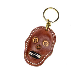 Schlüsselanhänger | Taschenanhänger mexikanischer Totenkopf Art. 0284