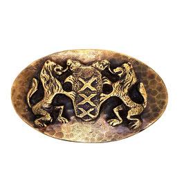 BUCKLE Wappen mit Löwen 16-07-50