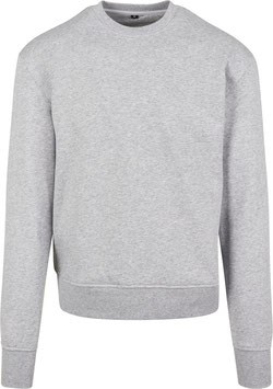 PREMIUM OVERSIZE HEATHER GREY
