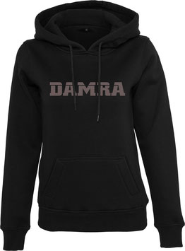 DAMRA HOODY L (BLACK/ GREY)