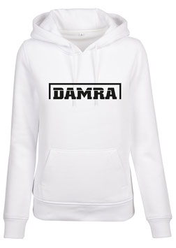 RETRO HOODY L WHITE
