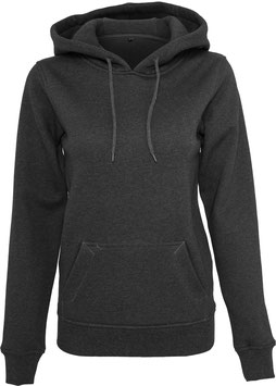 BASIC HOODY DARK GREY L